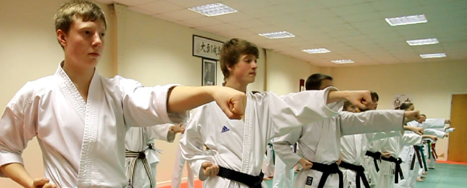 Karate Nottingham Beeston