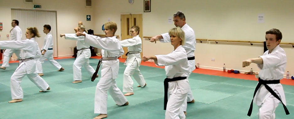 Women Freindly Karate Beeston Nottingham